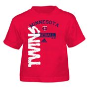 adidas Minnesota Twins Tee - Toddler