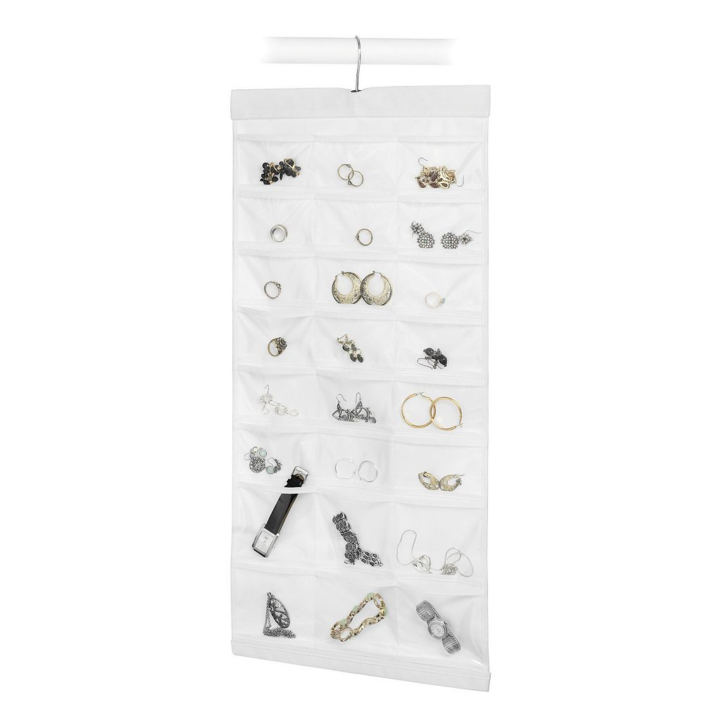 Whitmor Hanging Jewelry Organizer