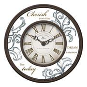FirsTime Cherish Wall Clock