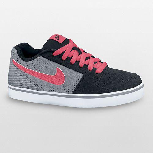 e4177c0977 Nike 6.0 Ruckus Low Jr. Skate Shoes - Grade School Girls