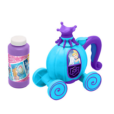 Disney Princess Carriage Bubble Bellie
