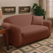 Madison Fleece Loveseat Slipcover