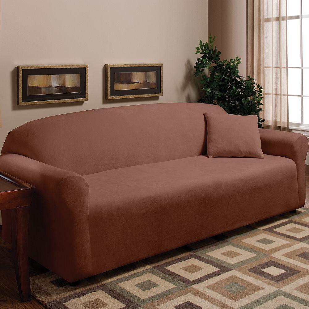 Madison Fleece Sofa Slipcover