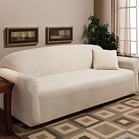 Madison Fleece Sofa Slipcover