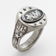 New York Jets Silver Tone Ring