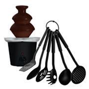 Chef Buddy Chocolate Fountain Set