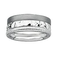 Stacks & Stones Sterling Silver Stack Ring Set