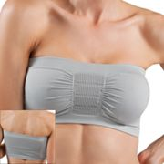 Danskin Bandeau Seamless Performance Sports Bra - DS0010
