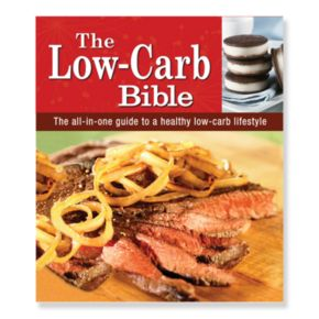 The Low-Carb Bible Cookbook