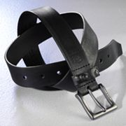 Rock and Republic Grommet Leather Belt