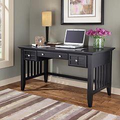 Arts & Crafts Executive Desk