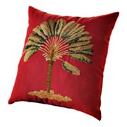 Island Song Decorative Pillow