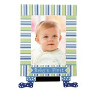 "Merry Go Round Little Boy Blue Baby's First 5"" x 7"" Frame"