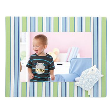 Merry Go Round Little Boy Blue Striped 5