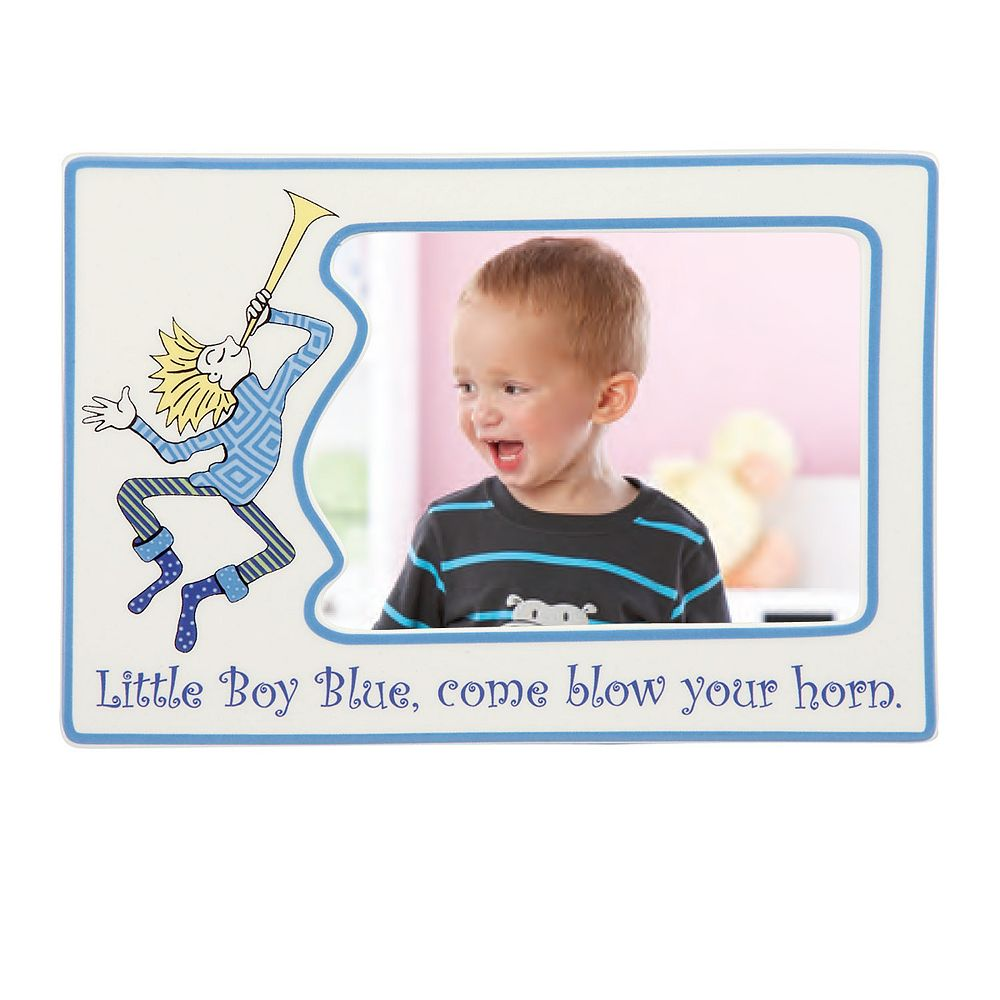 "Merry Go Round Little Boy Blue 4"" x 6"" Frame"