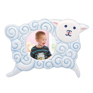 Merry Go Round Little Boy Blue 2 x 2 Sheep Frame