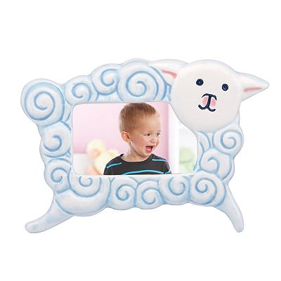 Merry Go Round Little Boy Blue 2 x 3 Sheep Frame