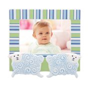 Merry Go Round Little Boy Blue 4 x 6 Sheep Frame