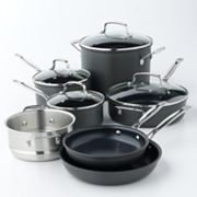 Cuisinart Chef's Classic Nonstick Hard-Anodized 11 pc Cookware Set