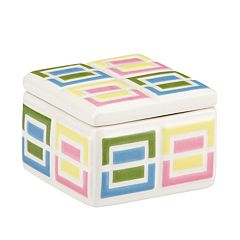 Merry Go Round Pitter Patter Trinket Box
