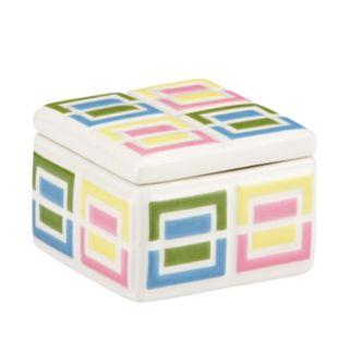 Merry Go Round Pitter Patter Trinket Box