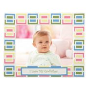 Merry Go Round Pitter Patter I Love My Godfather 5 x 7 Frame
