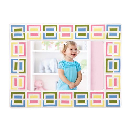 """Merry Go Round Pitter Patter 4"""" x 6"""" Frame"""
