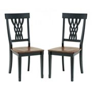 Regency Ribbon Back Dining Chair