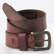Levi's Stitched Leather Belt