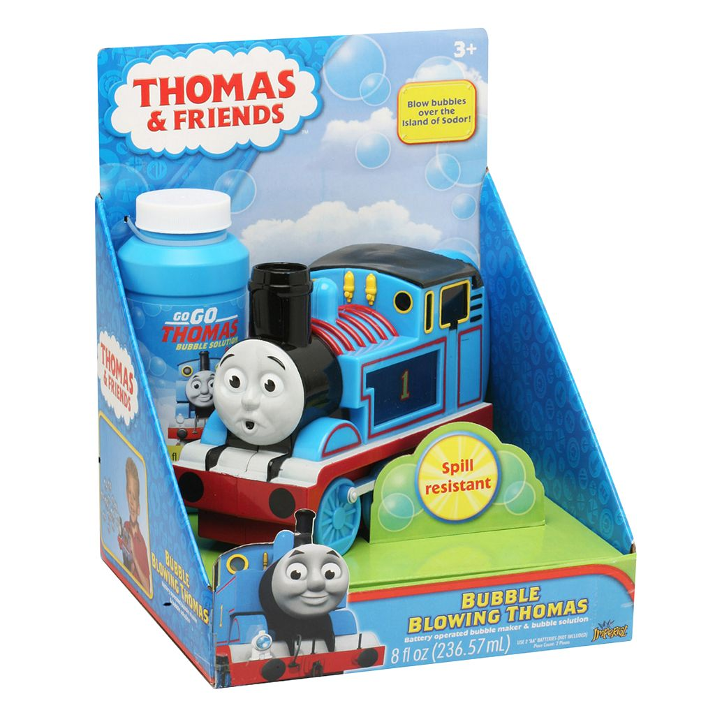 Thomas & Friends Bubble Blowing Thomas