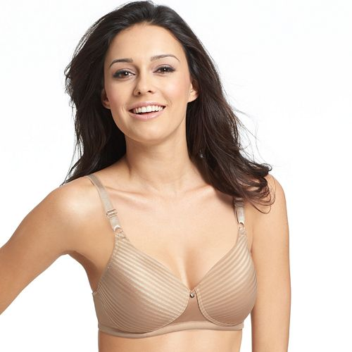 f661dd0873940 Warner s Bra  Secret Makeover Natural Lift Wireless Bra 1281 - Women s