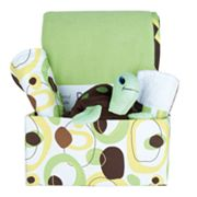 Trend Lab Giggles Fabric Box Gift Set
