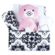 Trend Lab Versailles Fabric Box Gift Set