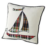 Chaps Expedition Boat Decorative Pillow