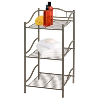 Creative Ware Home 3-Shelf Storage Tower