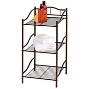 Creative Bath 3-Shelf Storage Tower