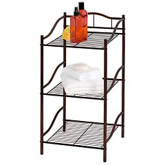 Creative Ware Home 3-Shelf Storage Tower