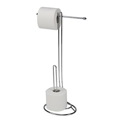 Creative Bath Moderno Toilet Tissue Stand With Reserve
