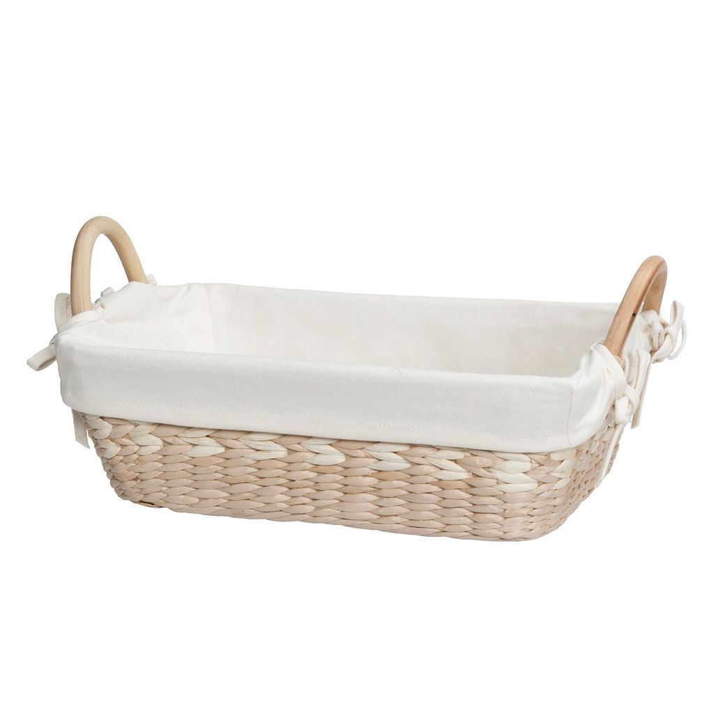 Creative Ware Home Arcadia Vanity Storage Basket