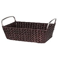 Creative Ware Home Metro Vanity Storage Basket