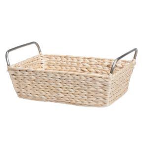 Creative Ware Home Metro Vanity Storage Basket