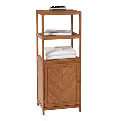 Creative Ware Home 3-Shelf Storage Cabinet