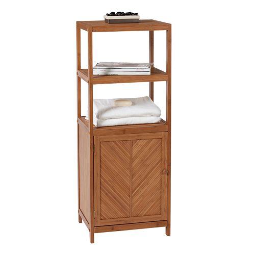 Creative Ware Home 3-Shelf Storage Cabinet