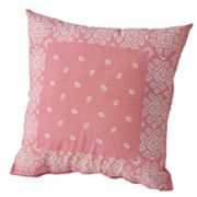 Chaps Meadow Bandana Decorative Pillow