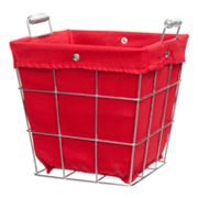 Creative Bath Simply Storage Wire Wastebasket