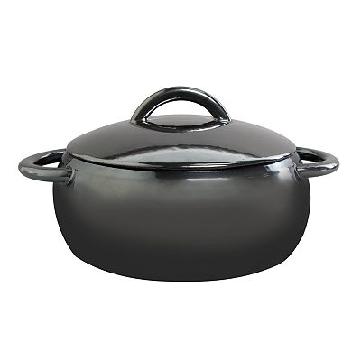 Oster Calverton 3-qt. Cast-Iron Bean Pot