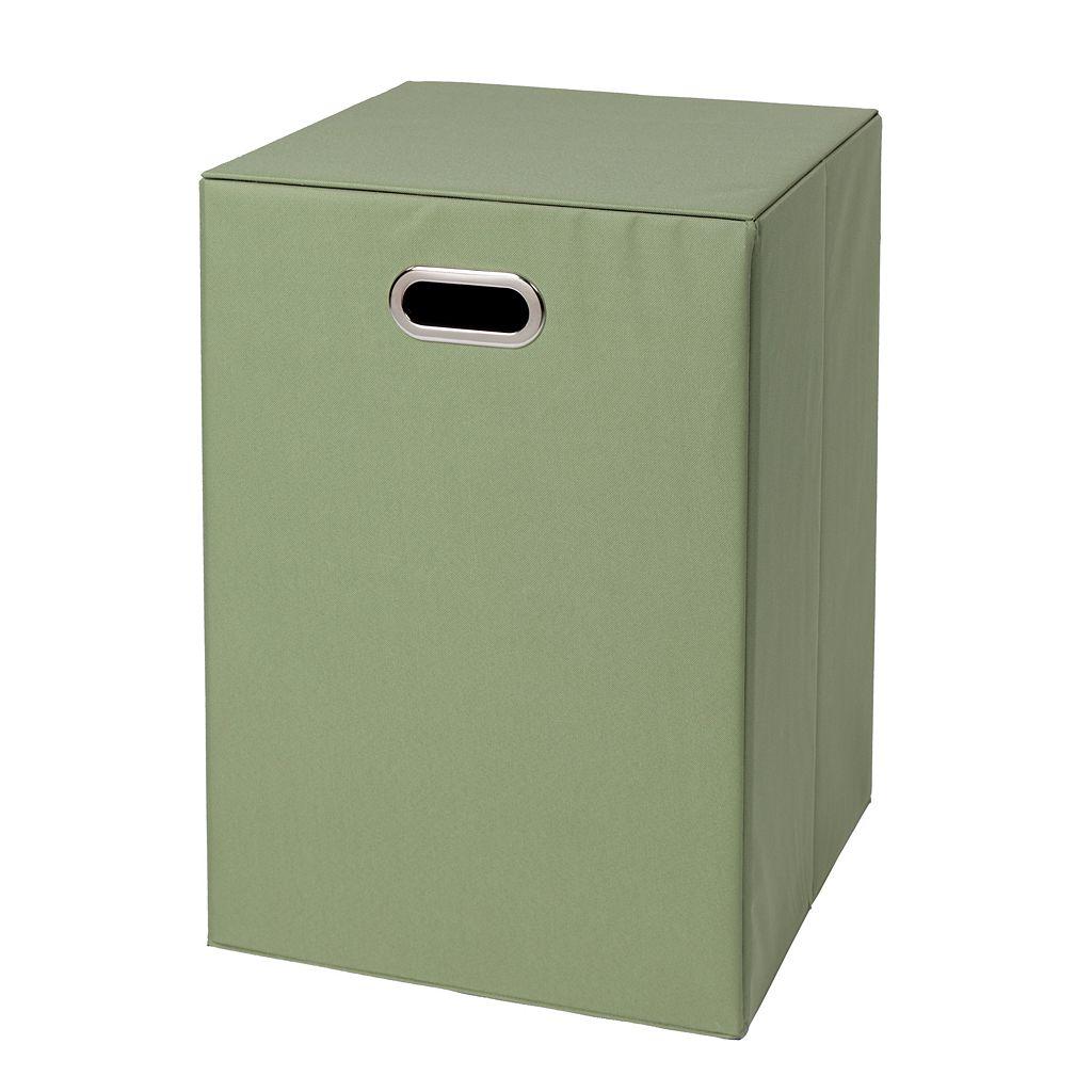 Creative Bath Fold-N-Store Hamper