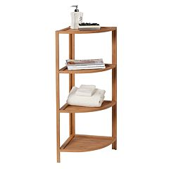 Creative Ware Home 4 tier Corner Shelf