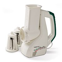Presto SaladShooter Electric Slicer & Shredder