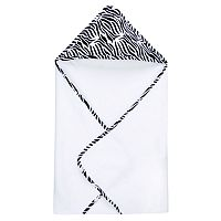 Trend Lab Zebra Hooded Towel
